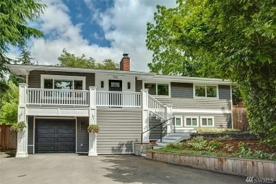 Kirkland Single Family Home For Sale: 7512 116th Ave NE