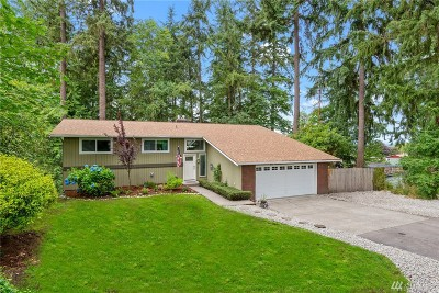Puyallup Single Family Home For Sale: 1200 Firland Dr