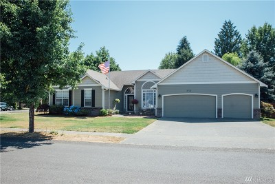Olympia Single Family Home For Sale: 3731 71st Ct SW