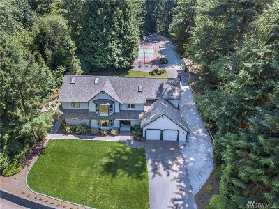 Woodinville Single Family Home For Sale: 15207 NE 198th St