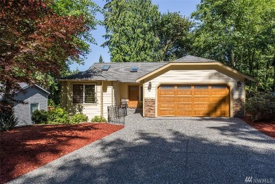 Bellingham WA Single Family Home For Sale: $437,000