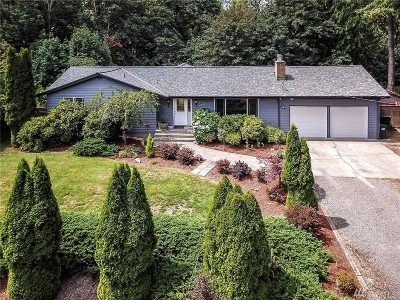 Renton Single Family Home For Sale: 13837 183rd Ave SE