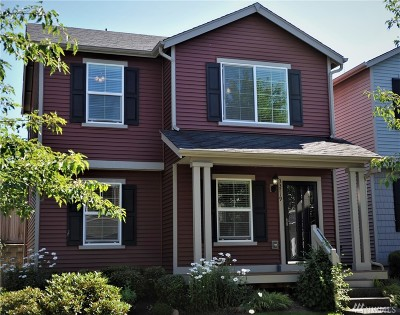 North Bend, Snoqualmie Condo/Townhouse For Sale: 33719 SE Tibbits St #14