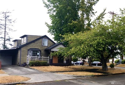 Tacoma Single Family Home For Sale: 701 S 51st St