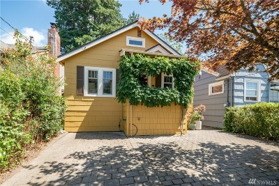 King County Single Family Home For Sale: 6910 15th Ave NE