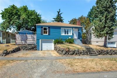 Tacoma Single Family Home For Sale: 1612 S Washington St