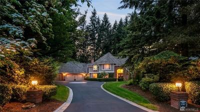 Redmond Single Family Home For Sale: 10207 217th Ct NE