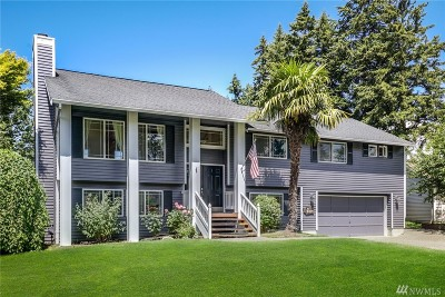 Edmonds Single Family Home For Sale: 7019 177th St SW