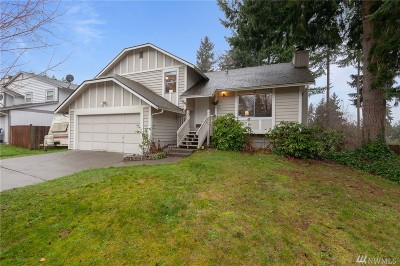 Federal Way Single Family Home For Sale: 31637 1st Place S