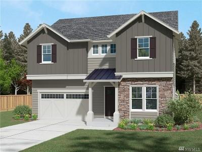 Redmond Single Family Home For Sale: 17298 NE 122nd (Homesite 4) St