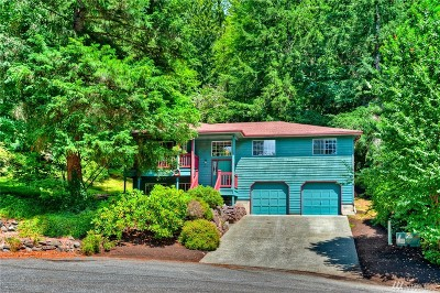 Snohomish Single Family Home For Sale: 12817 184th Dr SE