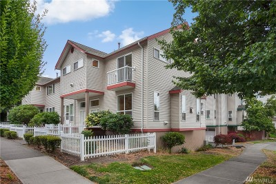 King County Single Family Home For Sale: 2801 NE 130th St #A101