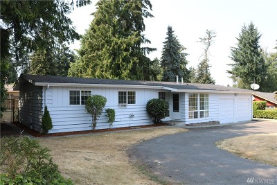 University Place Single Family Home For Sale: 3652 67th Ave W