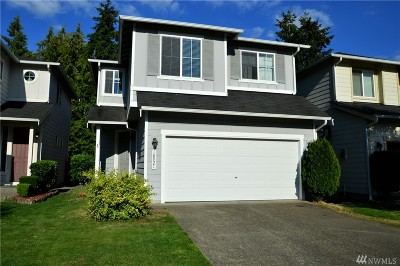 Puyallup Single Family Home For Sale: 18921 97th Av Ct E #42