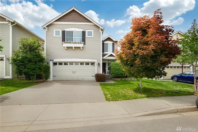 Mount Vernon Single Family Home For Sale: 531 Ruby Peak Ave