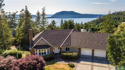 Anacortes Single Family Home For Sale: 11660 Pointe Place