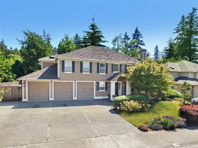Lynnwood Single Family Home For Sale: 3628 167th Place SW