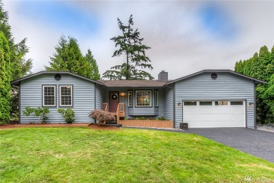 Bothell Single Family Home For Sale: 16229 4th Ave SE
