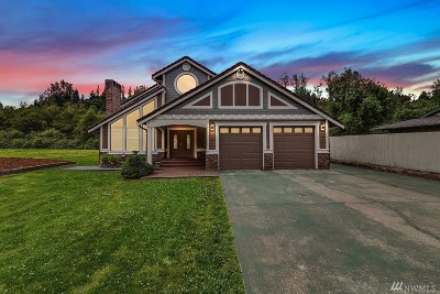 Auburn WA Single Family Home For Sale: $679,950