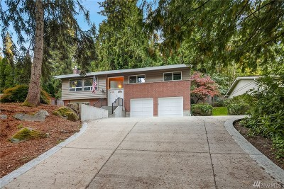 Issaquah Single Family Home For Sale: 525 Mount Everest Lane SW