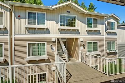 Renton Condo/Townhouse For Sale: 805 Harrington Place SE #1143