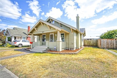 Puyallup Single Family Home For Sale: 604 2nd Ave NE
