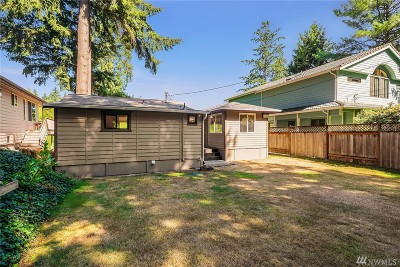 Federal Way Single Family Home For Sale: 33417 33rd Place S