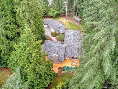 Sammamish Single Family Home For Sale: 3626 223rd Ave SE