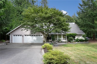Sammamish Single Family Home For Sale: 20112 SE 20th Place SE