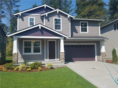 Lakewood Single Family Home For Sale: 7919 116th Street Ct SW #Lot 4