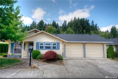 Centralia Single Family Home For Sale: 116 William Faulkner Dr