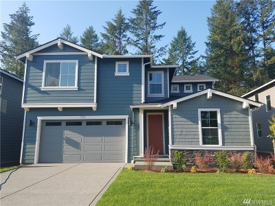 Lakewood Single Family Home For Sale: 7925 116th Street Ct SW #Lot 5