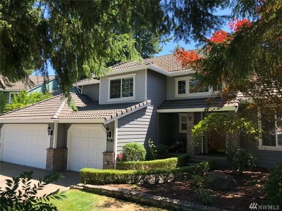 Puyallup Single Family Home For Sale: 8702 169th St E