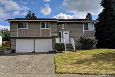 Mount Vernon Single Family Home For Sale: 2404 Monica Dr