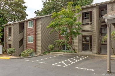 Burien Condo/Townhouse For Sale: 15711 4th Ave S #13