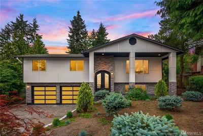 Kirkland Single Family Home For Sale: 11304 NE 61st Place