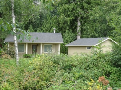 Bellingham WA Single Family Home For Sale: $375,000
