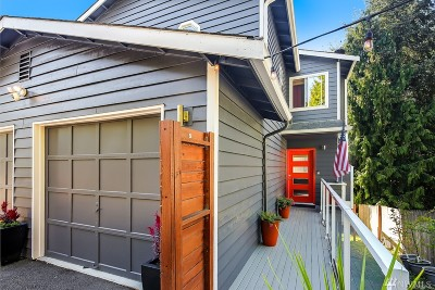 Seattle Single Family Home For Sale: 6369 23rd Ave SW