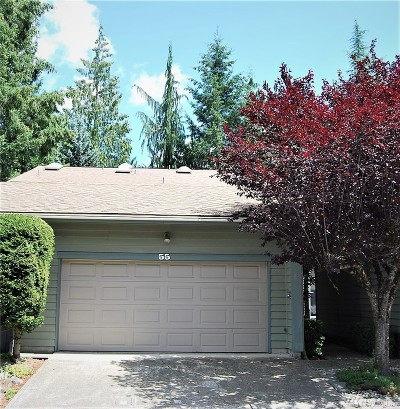 Maple Valley Single Family Home For Sale: 25426 213th Ave SE #55