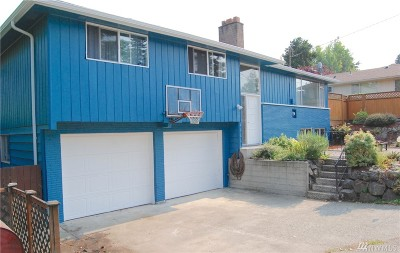 SeaTac Single Family Home For Sale: 4633 S 192nd St