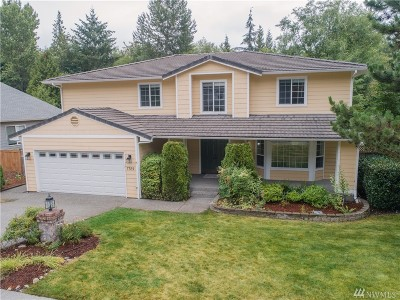 Gig Harbor Single Family Home For Sale: 7789 Beardsley Ave NW