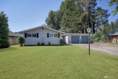 Sumner Single Family Home For Sale: 7484 Riverside Dr E