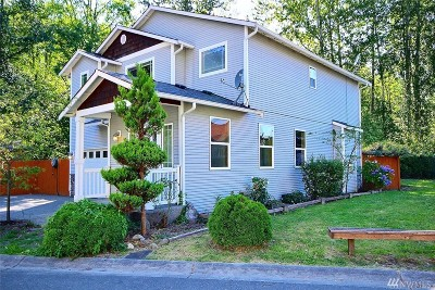 Everett Condo/Townhouse For Sale: 1910 112th St SW #G