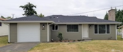 Oak Harbor Single Family Home For Sale: 863 SE 6th Ave