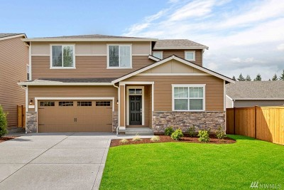 Puyallup Single Family Home For Sale: 16311 67th Ave E