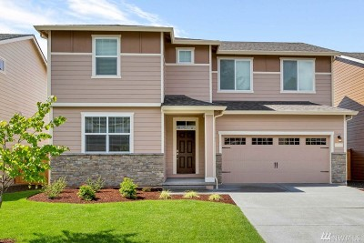 Puyallup Single Family Home For Sale: 14316 67th Ave E