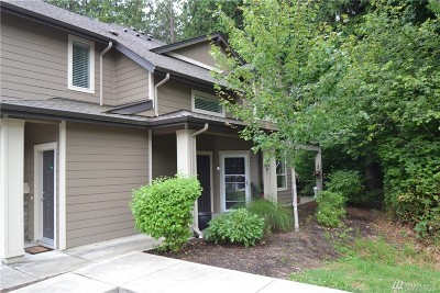 Snohomish Condo/Townhouse For Sale: 1900 Weaver Rd #N-106