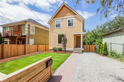 King County Single Family Home For Sale: 521 29th Ave S