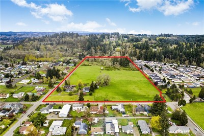 Centralia Residential Lots & Land For Sale: 2111 Ahlers Ave