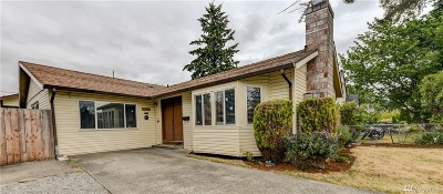 Tacoma Single Family Home For Sale: 829 E 50th St